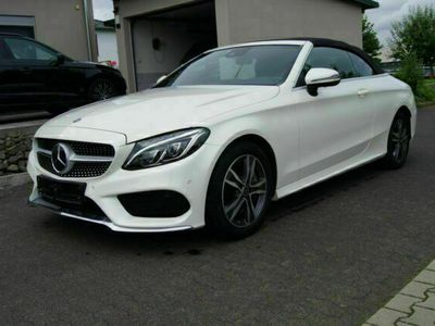 gebraucht Mercedes 250 C -KlasseCabrio *LED+360°Kam+NAVI+MFL+SHZ*