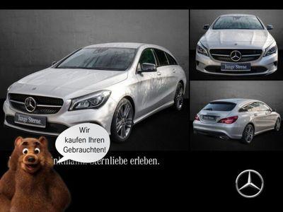gebraucht Mercedes CLA200 Shooting Brake d Urban/LED/SHZ/PTS Klima