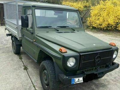 gebraucht Mercedes G290 Mercedes WolfTD 120PS, 3-Seiten Ki...