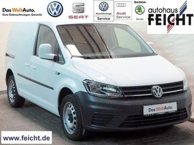 gebraucht VW Caddy 1.4 TSI BMT / Kasten/ GRA/ DSG/ RFK