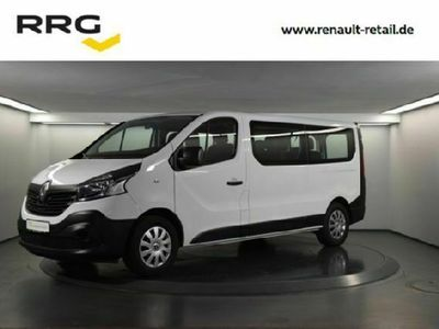 gebraucht Renault Trafic GRAND COMBI EXPRESSION L2H1 2,9t dCi 120
