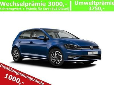 used VW Golf Join 1.0TSI #169,-bei Wechselprämie Navi LED