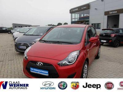 gebraucht Hyundai ix20 1.4 CRDi blue Classic *EURO6, Start/Stop,