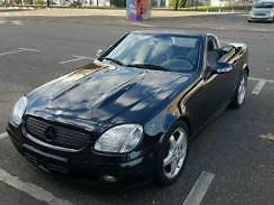 gebraucht Mercedes 170 slkRoadster