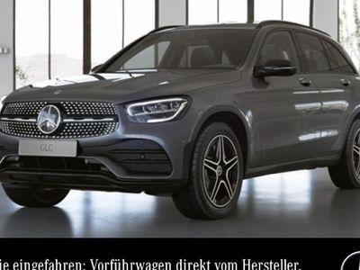 gebraucht Mercedes GLC220 d 4M AMG LED Night Keyl-GO Kamera PTS Temp