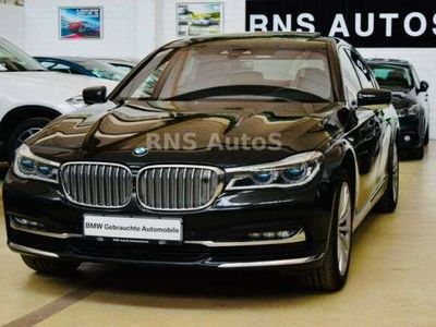 """gebraucht BMW 750L d xDrive,Belüf.360""""B&W,HUD,3xTV,NP165,477€"""