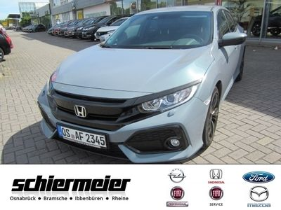 gebraucht Honda Civic ELEGANCE*1,0*TURBO.NAVI*SHZ*Licht+Regensensor
