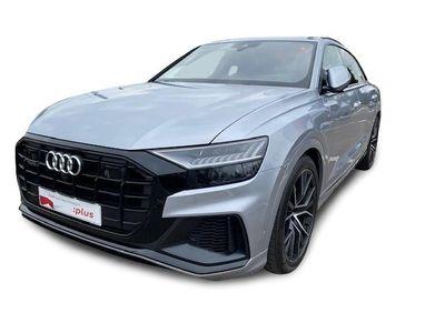 gebraucht Audi Q8 50 TDI qu 3x S line Luft-AHK-Pano- S Sitze-