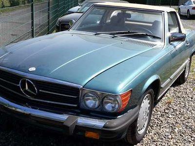 gebraucht Mercedes 560 SLR107. US Import. Mit Deutsche Zulassung.