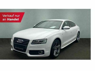 gebraucht Audi A5 Sportback 2.0 Leder AHK Navi Kamera Sitzhz. Fahrzeuge kaufen und verkaufen