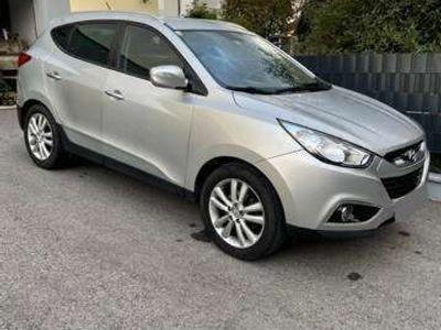 gebraucht Hyundai ix35 2.0 CRDi 4WD Premium