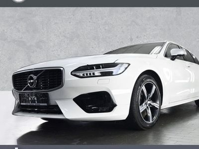 used Volvo V90 D5 AWD Geartronic R Design Voll LED 360° View