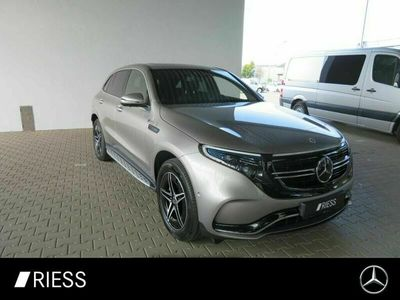 gebraucht Mercedes EQC400 AMG+DISTRONIC+MULTIBEAM+360 +KEYLESS+MEM