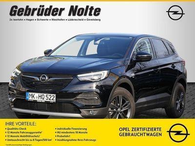 gebraucht Opel Grandland X 1.2 Turbo 120 Jahre INTELLILINK NAVI