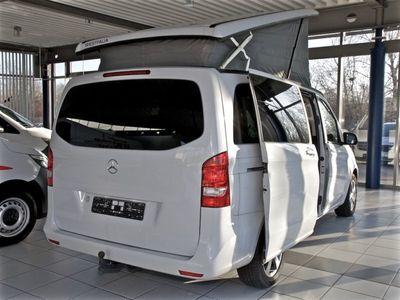 gebraucht Mercedes V250 MARCO POLO +NAVI+KLIMA+7GTR+SHZ+1.HAND