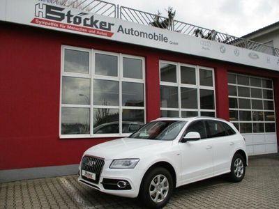 gebraucht Audi Q5 2.0 TDI quattro DSG, S-line, Pano, AHK