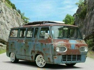 gebraucht Ford Econoline Falcon club WagonUS Car ...