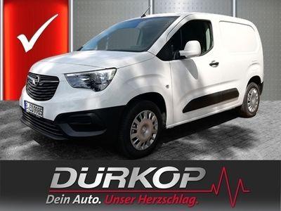 gebraucht Opel Combo Cargo Edition 1.5 D Multif.Lenkrad Klima Temp PDC