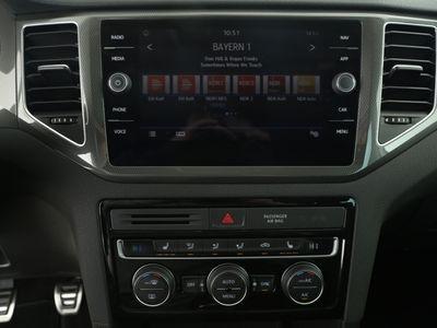 gebraucht VW Golf Sportsvan JOIN 1.0 TSI BMT | NAVI AHK schwarz