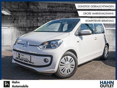 gebraucht VW up! up! up! move1.0 Klima Sitzh Einpark el. Fenster