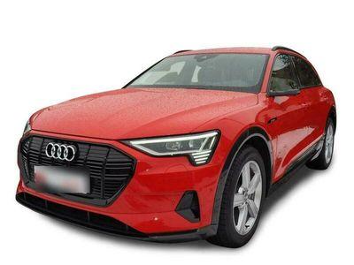 gebraucht Audi E-Tron - 55 quattro S line AHK+B&O+MATRIX+HEAD UP