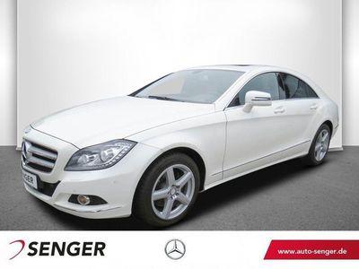 gebraucht Mercedes CLS350 CGI Coupé Bi-Xenon Glas-SD Parkassistent