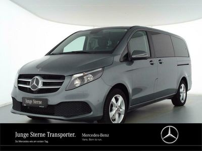 gebraucht Mercedes V250 d lang 6-Sitzer/Rückfahrkamera/AHK
