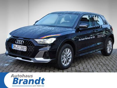 gebraucht Audi A1 citycarver 30 TFSI S-tronic NAVI*LED*GRA