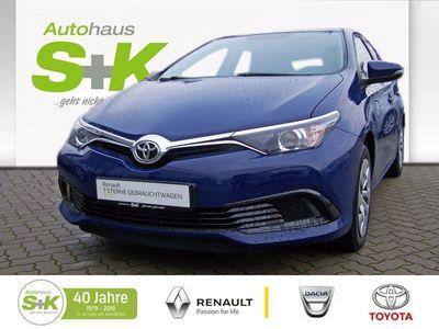 gebraucht Toyota Auris 1.33 Dual-VVT-i Cool*Klima*8-fachBereift