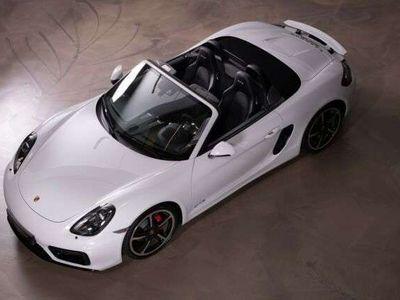 gebraucht Porsche Boxster GTS Carbon*BOSE*Kamera*BOSE