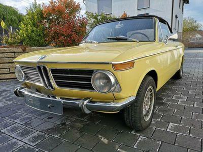 gebraucht BMW 1600 Vollcabrio