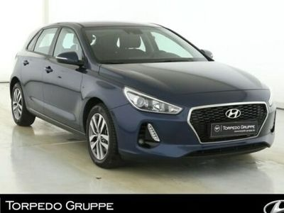 gebraucht Hyundai i30 NEW 1.0 TURBO TREND SHZ+Smart-Key+uvm