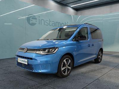 gebraucht VW Caddy CaddyLife 2.0 TDI Move BluetoothACCLEDKlima