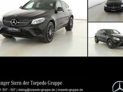 gebraucht Mercedes GLC300 4MATIC Coupé AMG+Burmester+Night+LED