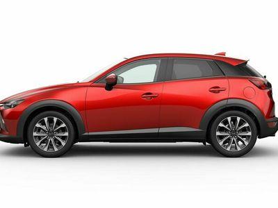 gebraucht Mazda CX-3 Ad'vantage