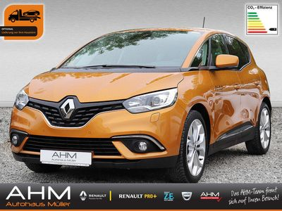 gebraucht Renault Scénic Business Edition Energy TCe 140 PDC NAVI