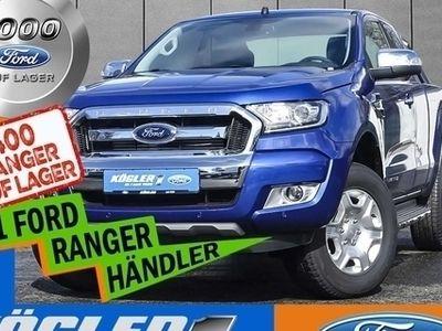 gebraucht Ford Ranger Doka Limited -27%*