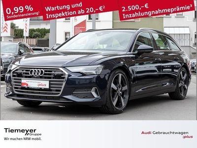 gebraucht Audi A6 Avant 45 TDI qu S LINE LM20 B&O STANDHZG PANO