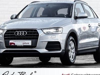 gebraucht Audi Q3 2.0TDI Stronic Navi Xenon GRA EPH