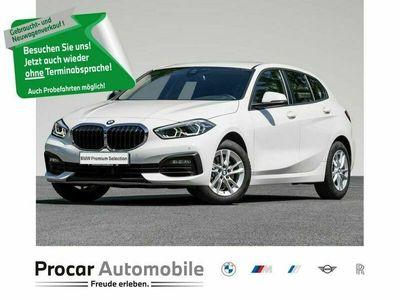 gebraucht BMW 118 i HATCH+LED+DAB+LIVE-COKPIT-PLUS+PDC+KLIMAAUT