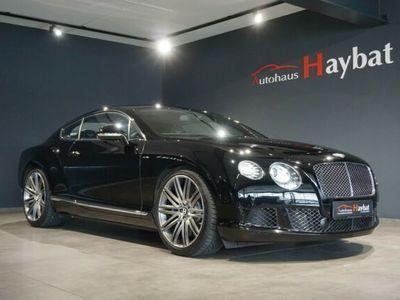 gebraucht Bentley Continental GT 6.0 W12 Speed 4WD ACC-Black/Black