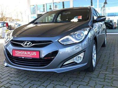 gebraucht Hyundai i40 CW STAR EDITION 1.6*XENON*AHK*8-FACH BEREIFT