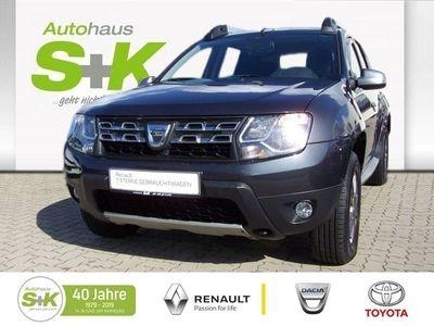gebraucht Dacia Duster Prestige dCi 110 4x2 Leder Navi Sitzheizu