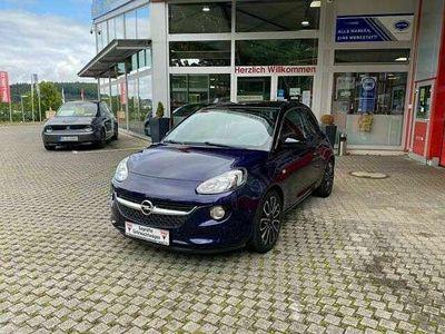 gebraucht Opel Adam Glam PDC Panorama Lenkradheizung uvm.