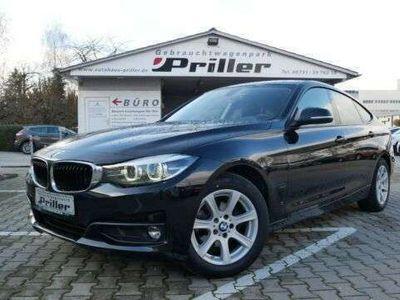 gebraucht BMW 318 Gran Turismo 8-Gang-Automatik/NAVI/SHZ/LED