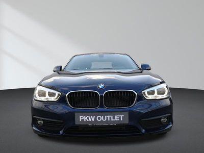 gebraucht BMW 118 i Advantage Aut. Klimaaut. PDC LM Servotronic
