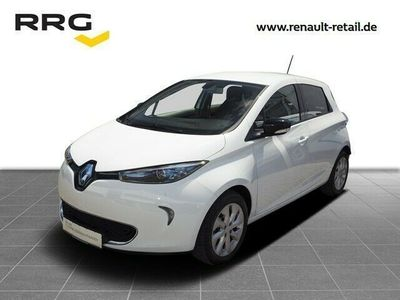 gebraucht Renault Zoe INTENS Mietbatterie 22kWh, Standheizung, Kli