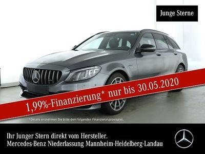 gebraucht Mercedes C63 AMG AMG T Pano Multibeam Distr. COMAND Kamera PTS