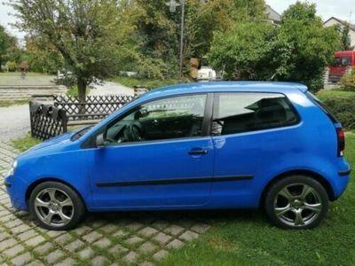 gebraucht VW Polo 9N, 1.2, 16V