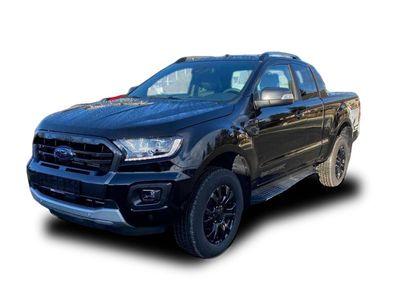 gebraucht Ford Ranger Extrakabine Wildtrak #ACC #BESCHICHTUNG